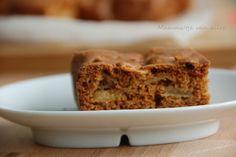 Appel of peer voedie Blondies, Healthy Baking, Banana Bread, Cakes, Van, Desserts, Pastries, Tailgate Desserts, Deserts