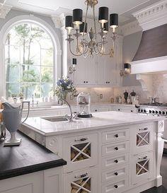 white southern kitchen - Google Search