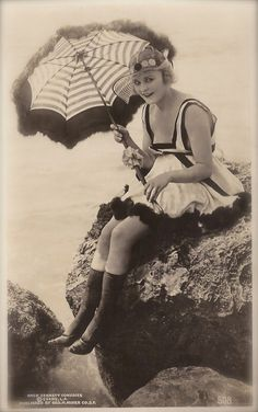 Juanita Hansen, 1910