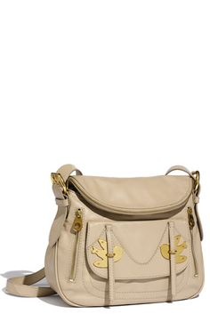 Marc by Marc Jacobs Petal to the Metal - Natasha over the shoulder Italian leather purse :)