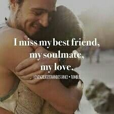 Yep...I miss you Frank Hensley!!! You will be my only best friend and my only soul mate...but I hope to one day, like you...find someone to love.  Right now... I can't even imagine loving anyone other than you!!  I just want you!! YOU ARE MY EVERYTHING!!! Always & Forever!!