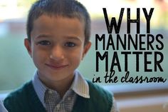manners matter cover