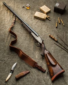 Used Guns at Westley Richards (4 of 27) http://riflescopescenter.com/category/barska-riflescope-reviews/