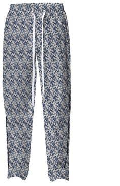 Porcelain Pajama Pant by martzart