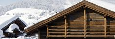Le Chalet Zannier, a secluded retreat nestled in the picturesque French Alps.
