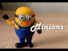 Minions PARTE 2 -Canal Aula de Biscuit - YouTube