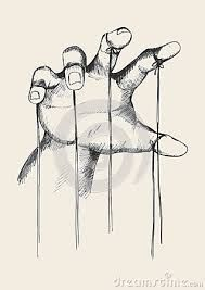 Necklace idea: Necklace attaches to hand, actual string/chain connecting hand to marionette. Marionette Tattoo, Marionette Puppet, Art Sketches, Art Drawings, Spiritual Paintings, Hand Photography, Drawing For Beginners, Hand Art, Mural Art