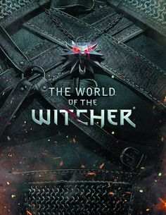Dark Horse y CD Projekt RED preparan «The World of the Witcher» ~ La Espada en la Tinta: Magazine de literatura fantástica, cómics y novedades