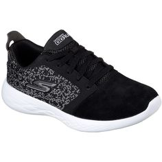 2841f170a963b Skechers Women s Skechers Gorun 600 Black - Skechers Performance... ( 65) ❤  liked on Polyvore featuring shoes