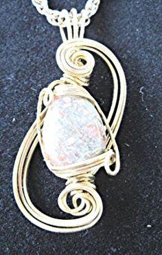 unakite in copper