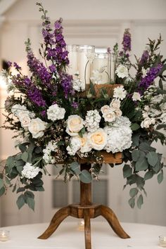 Buffet display designed to celebrate the beauty of garden & love #cedarwoodweddings Loretta+Jared :: 07.02.2016 | Cedarwood Weddings