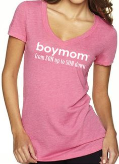 Boymom - from SON up to SON down Use code 10028 for a 50% discount on a purchase of one and code 20028 for a 65% discount on a purchase of two or more!