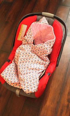 """Car Seat Blanket """"Geo+Pink"""" by sydandstitch on Etsy https://www.etsy.com/listing/222611166/car-seat-blanket-geopink"""