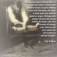 A natural solution, it's that simple! #getadjusted #chiropractic #uppercervical www.sandiegofamilychiropractic.com