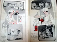 """1926 """"23rd Edition Reliable Recipes"""" was published by The Calumet Baking Powder Co. Chicago, Illinois,  Price  $1."""