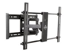 Big Dog Mounts BD125C Sleek, High Quality, Heavy Duty, Low Profile Dual Arm, Full Motion, Extra large Flat Panel Mount for 32 to 70-Inch LED/LCD/Plasma TV , Black by Big Dog Mounts. $79.99. The BD125C is a Full-motion Cantilever type Flat-panel mount that holds up to 125lbs in weight. Made from high quality steel and powder coated in a smooth semi-sheen black finish it looks as good as the TV attached to it. Designed to hold flat-panel TV's from 32-Inch - 70-Inch the BD60C off...
