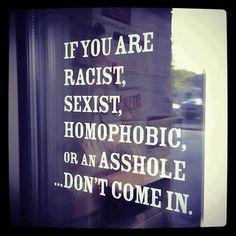Bienvenido a la #Igualdad
