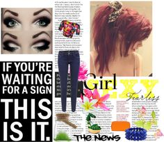 """Party!"" by myra-bexx-draven on Polyvore"