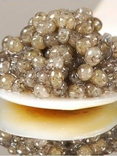 - Country of Origin: Caspian Sea Product is perishable and will ship via FedEx Overnight service Availability: Usually ships within 1 business day Sevruga Caviar Malossol Gourmet Food Store, Gourmet Recipes, Caviar Recipes, Edible Food, Incredible Edibles, Exotic Food, Healthy Appetizers, I Foods, Food Art