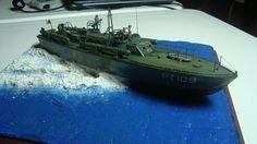 pt 109 boat model kits | 72 Pt 109 Boat Plastic Model Kit Pictures