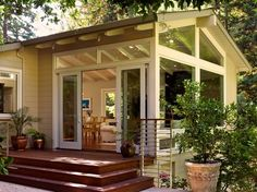 Addition Sunroom Design Ideas, Pictures, Remodel, and Decor - page 31