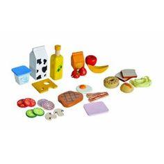 Plan Education Social Essential Food Play Set