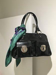 Genuine Marc Jacobs Patent Leather Handbag | eBay