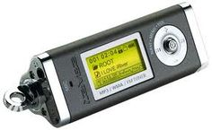 4th MP3 Player iFP-100 iRiver 256MB(2003)
