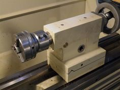Shop Made Tools - Page 134 - tail stock chuck