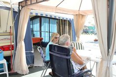 Linda and Francois Marie by Camping Marjal Costa Blanca, via Flickr    http://www.marjalcostablanca.com/