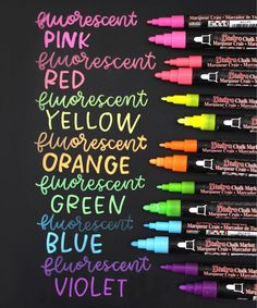 What's your favorite color? Chalkboard Markers, Chalkboard Lettering, Chalk Markers, Chalkboard Signs, Chalkboard Ideas, Bullet Journal Tools, Bistro Chalk Marker, Chalk It Up, Chalk Board