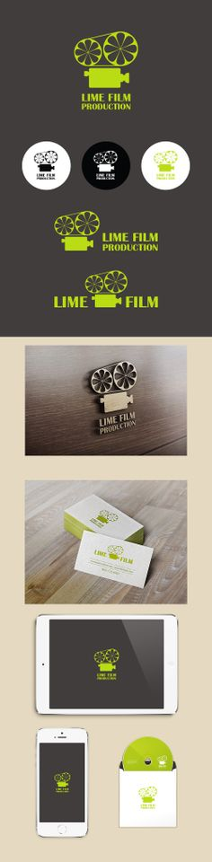 Lime Film  (Logo Design By Conoi)