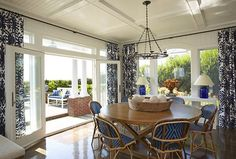 Spring Lake, NJ Home  Breakfast Room  Coastal  TraditionalNeoclassical by Brady Design