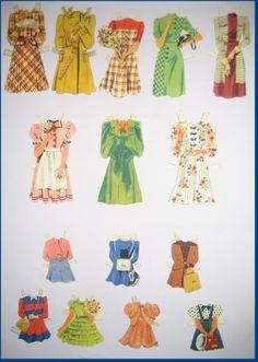 marie kjoler til de gamle