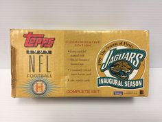 TOPPS 1995 NFL Football Commemorative Edition Boxed Set Trading Cards #AllTeams