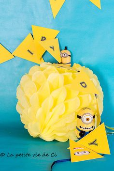 Birthday Minions Anniversaire Minions Printables Imprimables