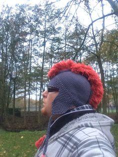 Punk rock winter folks !!  #punkrockwinter