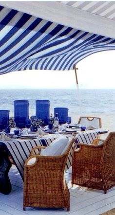 Getting ready for family time.....grateful for my beach front home. Thank You Father!
