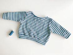 Poppy & Jazz Strawberry Sweatshirt Sew Over It, Nautical Stripes, 6 Years, Poppy, Jazz, Sewing Patterns, Strawberry, Children, Sweatshirts