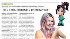 MariMoon fala sobre Detona Ralph no jornal Diário de S. Paulo!