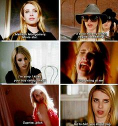I love Madison Montgomery