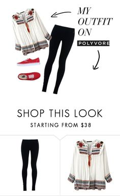 """""""Untitled #45"""" by mel-09 ❤ liked on Polyvore featuring NIKE and Vans"""