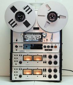 Pioneer RT 2044 reel to reel | sweet!