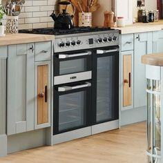 Leisure Stainless Steel Range Cooker