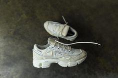 adidas Originals x Raf Simons Ozweego Bunny - Cream