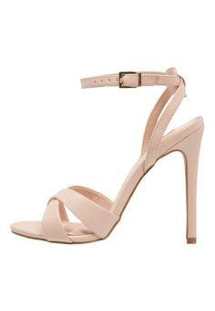 RUMOUR - High Heel Sandaletten - nude