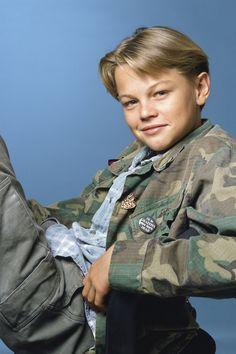 Vintage Leonardo DiCaprio Pictures - Elle