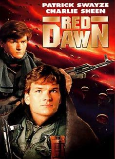 "Red Dawn. ""Wolverineee!"""