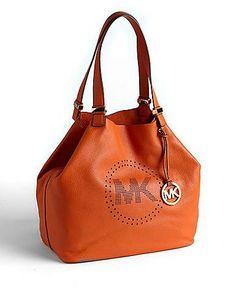 Michael by Michael Kors Large Perforated logo Leather Grab Bag Michael Kors Tops, Handbags Michael Kors, Mk Handbags, Shoe Boots, Shoe Bag, Mk Bags, Grab Bags, Beautiful Bags, Purses And Bags