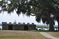 {Travel} Fort Frederica National Monument
